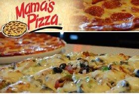 Mama's Pizza. Comer niños. Planes para niños. Visitas familiares. Ciudad de México, DF Benito Juárez