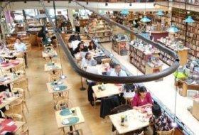 Comer con niños. Cafebrería El Péndulo. Lugares comer con niños. Planes para niños. Ciudad de México, DF Cuauhtémoc