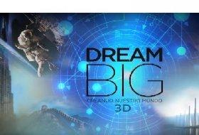 Cine para niños: Dream Big. Papalote Museo del Niño. Actividades para niños. Planes para niños. Ciudad de México, DF Miguel Hidalgo