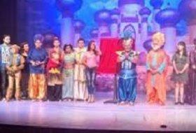 Teatro infantil: Aladino y la lámpara maravillosa. Teatro San Jerónimo Independencia. Actividades para niños. Planes para niños. Ciudad de México, DF La Magdalena Contreras