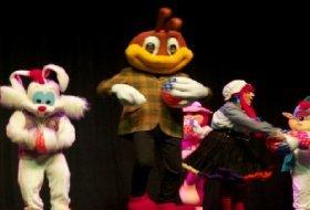 Teatro infantil: El mágico mundo de Cri Cri. El Forito. Actividades para niños. Planes para niños. Ciudad de México, DF Tlalpan