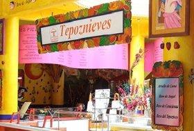 Comer con niños. Tepoznieves. Lugares comer con niños. Planes para niños. Ciudad de México, DF Coyoacán