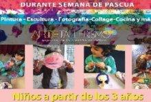 Taller para niños: Taller de primavera. Foro 37. Actividades para niños. Planes para niños. Ciudad de México, DF Cuauhtémoc