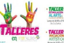 Taller para niños: Taller iniciación artisitca y estimulación al arte. Foro 37. Actividades para niños. Planes para niños. Ciudad de México, DF Cuauhtémoc